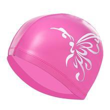 Шапочка для плавания PU защитный аксессуар для дайвинга для женщин принадлежности для плавания для взрослых