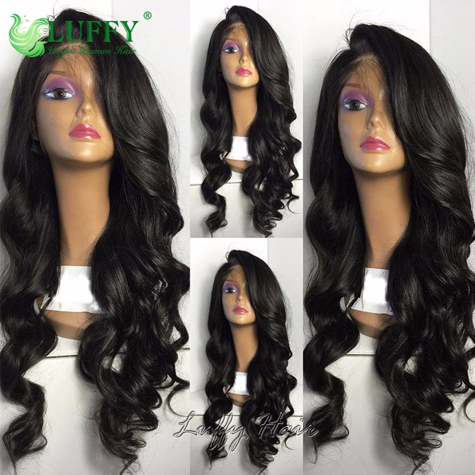 human lace frontal wigs