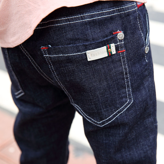 High Quality Autumn Spring Baby Jeans For Boys  6