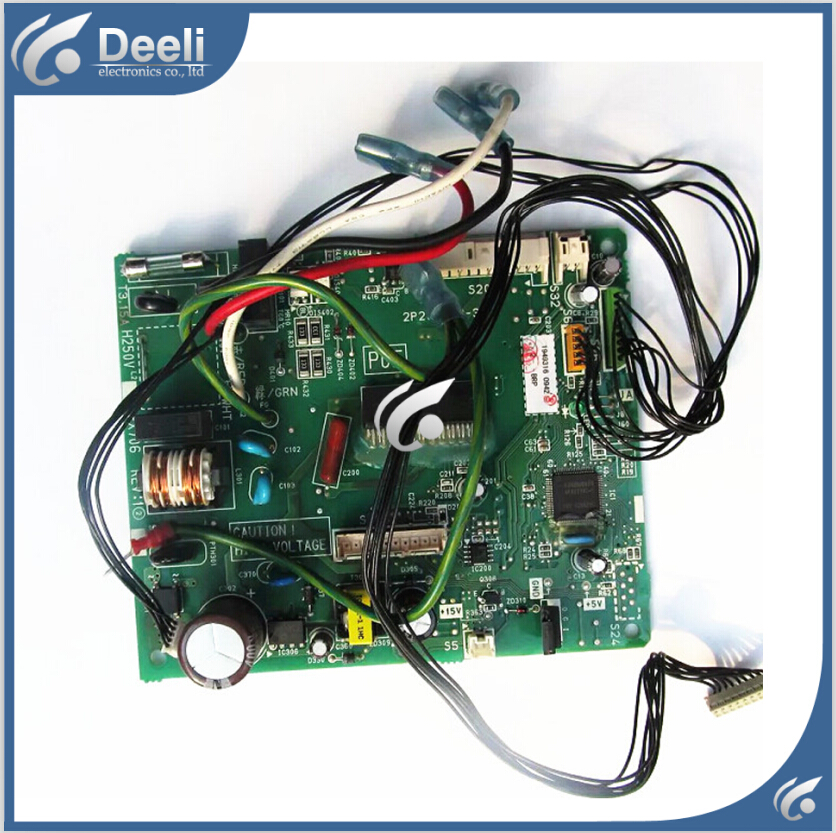 95% NEW used Original for Daikin air conditioning control board 2P206569 2P206569-3 FTXS46JV2CW motherboard original lcd 40z120a runtka720wjqz jsi 401403a almost new used disassemble