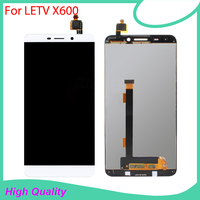 5.5 дюймов белого золота для LeTV x600 ЖК-дисплей Дисплей Сенсорный экран планшета замена для LeTV Le один 1 сотовый телефон Запчасти FREETOOLS