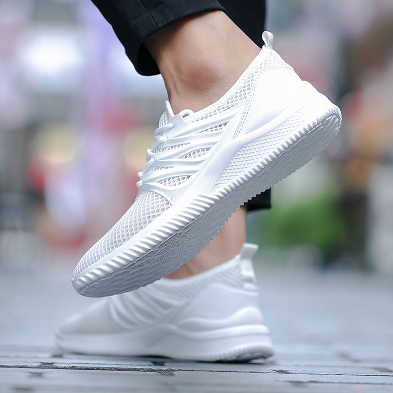 Mesh Men Shoes 2018 new Summer Spring Fashion Casual For Flats quality  5