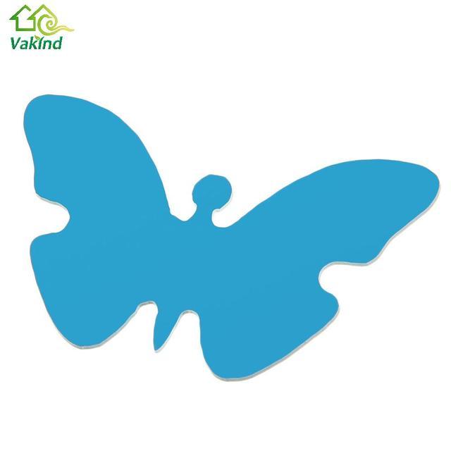 Mirror Butterflies Wall Sticker (25pcs)