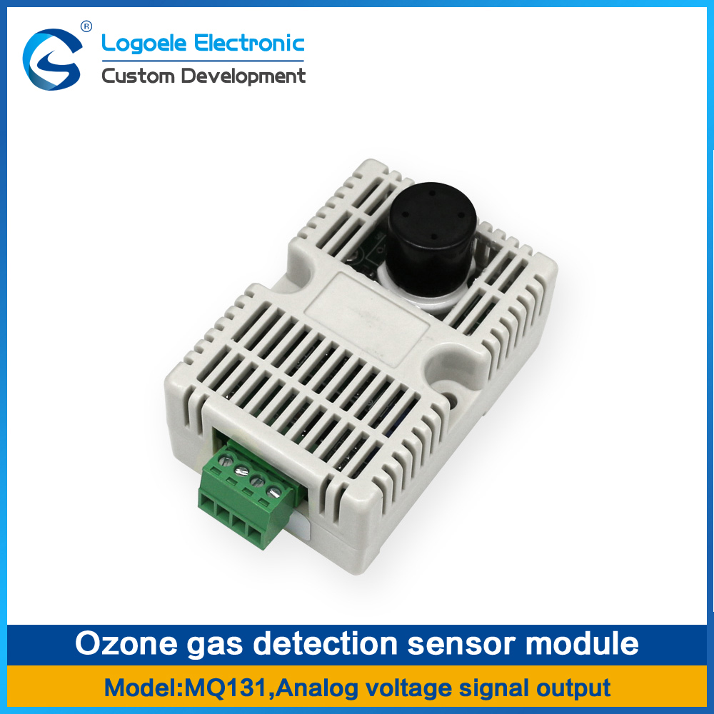 free shipping MQ131 band shell MQ-131 ozone gas sensor module gas detection  free shipping band shell 0 5a ac current sensor to detect the full range of linear output delay