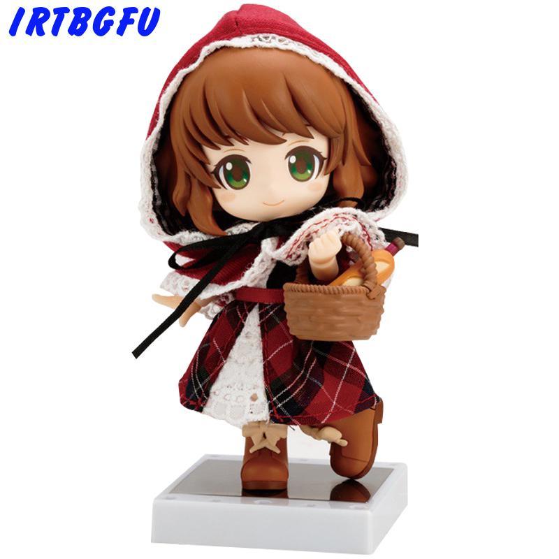 Jouets de surclassement Shou Wu Cu-Poche amis conte de fées petit chapeau rouge Q édition figurine Action & jouet supprimer vêtements argile