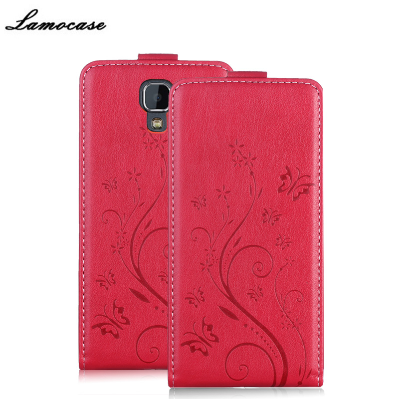 Luxury Leather Case for Uhans A101 Case for UHANS A101 A101S 5.0 inch Flip Cover Painted Wallet Card Slot Phone Bag
