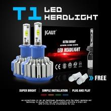 Modifygt T1 series H4 led 70W 7200LM 6000K 24v H1 H3 H7 H11 9005 HB3 HB4 9007 HB5 car headlight accessories bulb