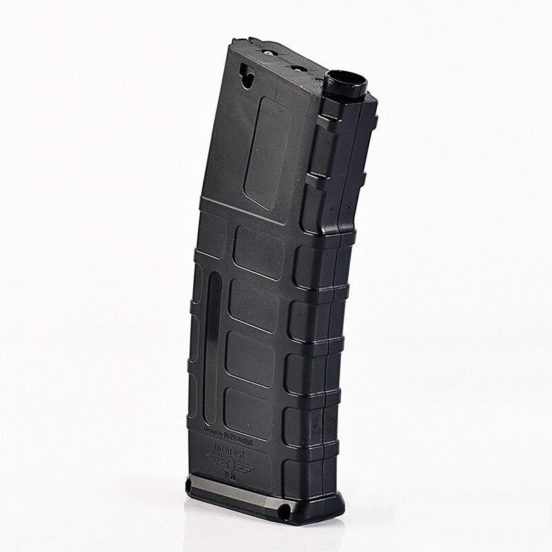 Fast Magazine Gummi Taske M4 / M16 Mag Tatal Holster til Jmm4 Tilbehør