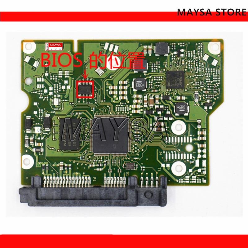HDD PCB ST2000DM001 , ST500DM002 , ST1000DM003 , ST3000DM001 , ST2000VX000 , ST2000VS000 , 100717520 REV B