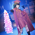 Nueva Vocaloid Hatsune Miku Senbonzakura Cosplay Cosplay Uniforme Del Ejército de La Venta Caliente