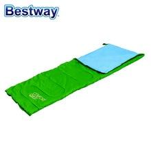 Bestway camping tent sleeping bag camping single polyester 67060