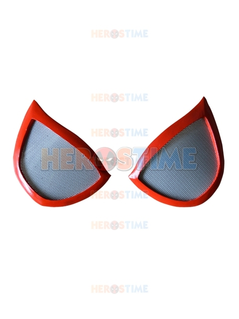 575c8a472a9 3D Printing Ultimate Miles Morales Spider-Man Plastic Eyes Glasses  Spiderman Lenses