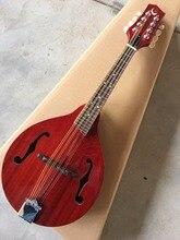 Freies verschiffen 8 string Mandoline gitarre jazz. China