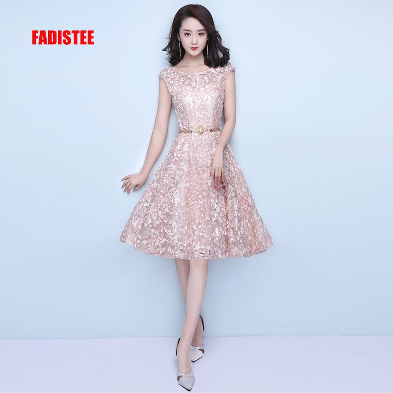 2d33419378fcd FADISTEE New arrival elegant party dress evening dresses lace prom ...