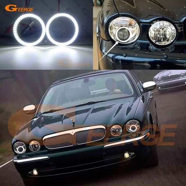2004 Jaguar S Type Price: For Jaguar XJ XJ6 XJ8 X350 X358 2003 2009 Smd Led Angel