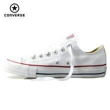 Converse низкие скейтбордингом ьные звезды классические все классический холст кроссовки цвета