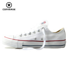 цены Original Converse classic all star canvas shoes men and women sneakers low classic Skateboarding Shoes 4 color