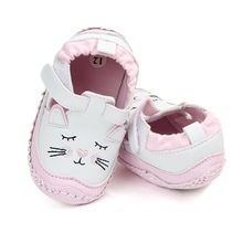 Casual Baby Kid Girl Boy Crib Sport Shoes Unisex Infant Lace Up Soft Sole Casual Shoes 0-18 M