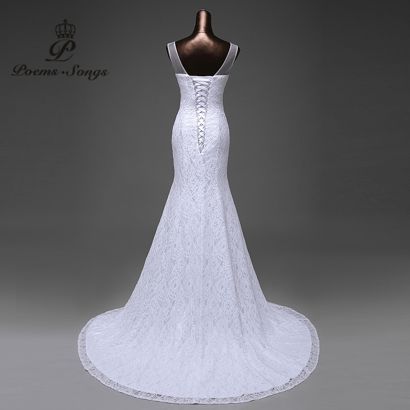 Poems . Songs Wedding Bridal Dress 4