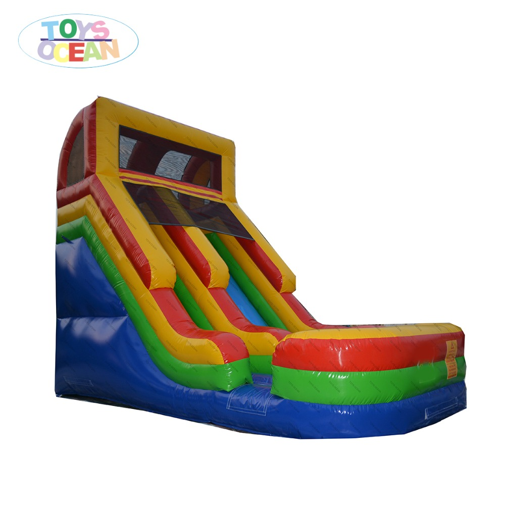 Inflatable Water Slides For Sale: Inflatable Climbing Jumping Dry Slide, Jumping Castles