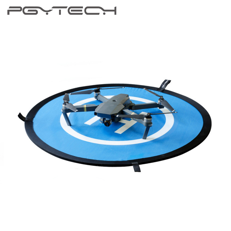 PGYTECH 55cm DJI Mavic Pro Landing Pad Parking Apron for DJI Mavic Air/For DJI Spark Phantom 4 Pro/4/3 Luminous Parking Apron квадрокоптер dji mavic pro черный