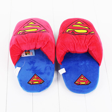 Superheroes Plush Stuffed Slippers