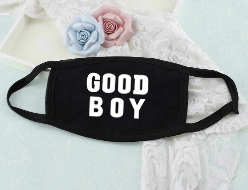 KPOP Bigbang Cotton Face Mask Good Boy Anti-dust Mouth Cute Muffle Muzzle - kpop store