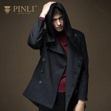2017 Direct Selling New Herren Mantel Langen Mantel Männer Pinli produkt Gemacht Und S16336203 Absatz Staubmantel Wächst In männer tragen