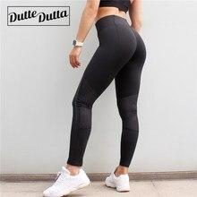 0be85eb2215ca Leggins Sport Legging Women Fitness Sportswear Tights Woman Sports Gym  Reflective Yoga Leggings Push Up Mesh Panel Clothes