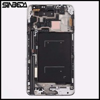 Sinbeda Super AMOLE LCD For Samsung For Galaxy Note 3 N9005 N900A N900T LCD Screen Digitizer