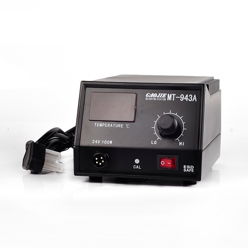 High-power MT-943A digital display Industrial grade Lead-free Soldering Station Electric Iron Welding Soldering цена