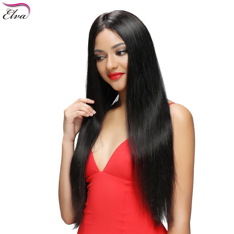 Best Glueless Silk Top Lace Front Wigs Body Wave Full Silk