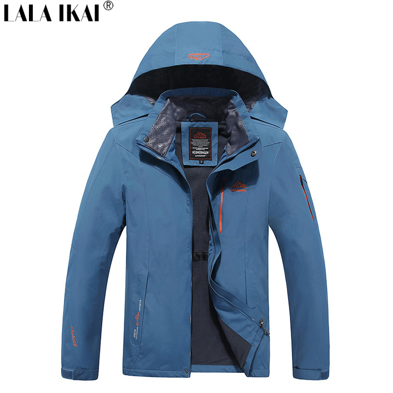 Aliexpress.com : Buy Hiking Jacket Men Winter Outdoor Sportswear ...