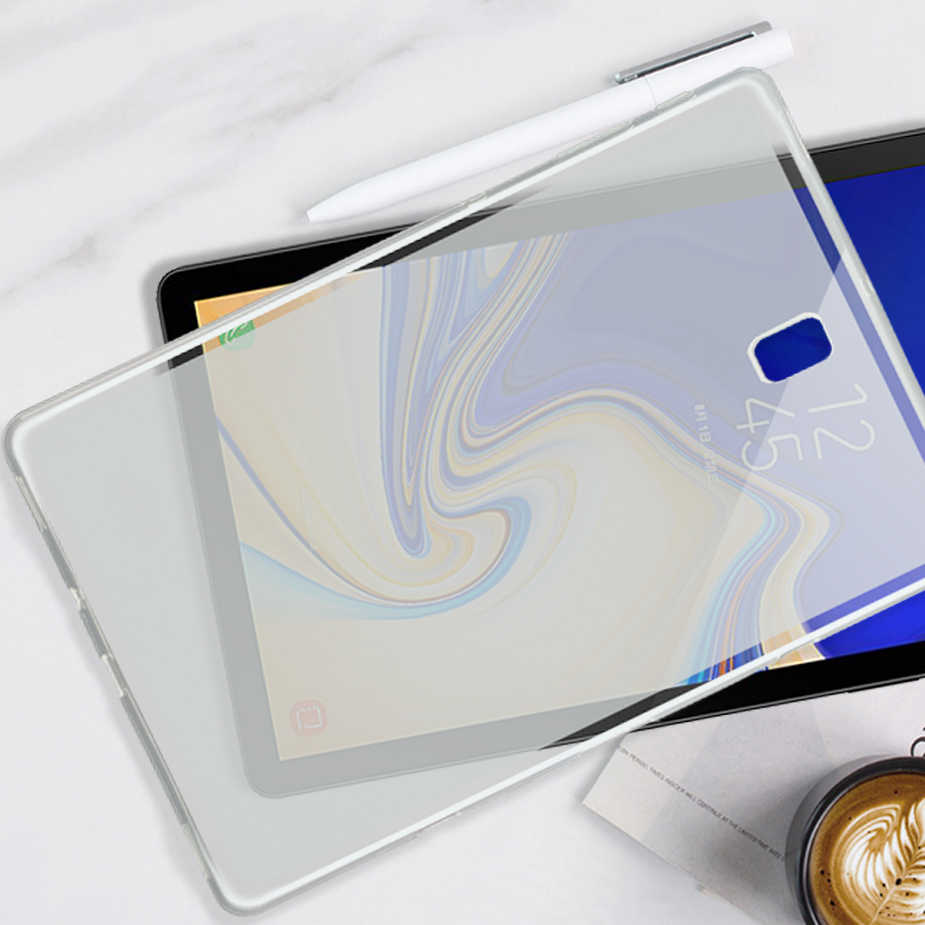 KiKiss Tablet Case Voor Samsung Galaxy Tab S5e S S2 S3 S4/Tab EEN 2019 10.1 A6 A2/ tab E/Note 8.0 7.0 8.4 9.6 9.7 10.5 Silicon Cover
