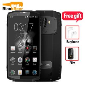 """Image 1 - Blackview BV9000 Smartphone 5.7 """"HD + écran tactile 4GB + 64G ROM téléphone portable double caméra Charge rapide NFC empreinte digitale téléphone portable"""