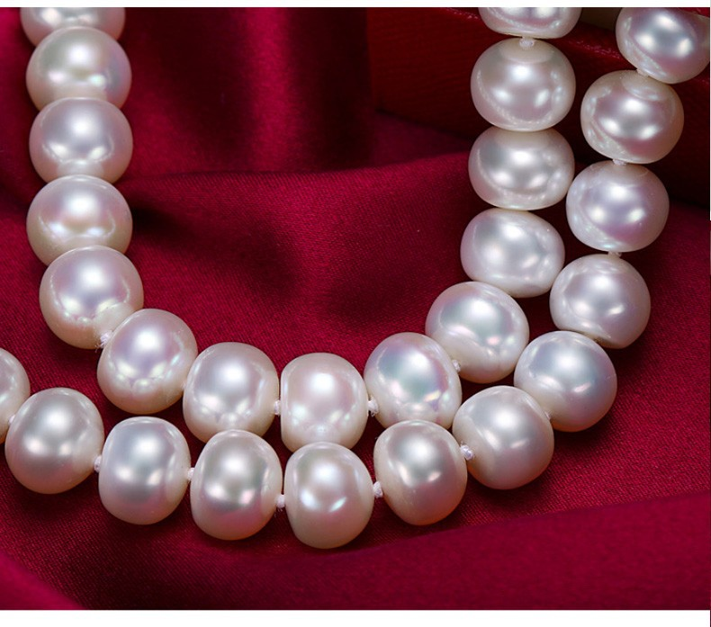 natural pearl necklace  (13)