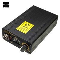 220V Digital Soldering Iron Station Temperature Controller 138x88x38mm T12 Handle EU Plug Temperature 180 435 Degrees