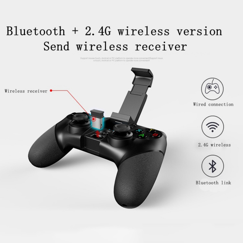 PG9076 Batman Gaming Gamepad Bluetooth Wireless Controller Gamepad Joystick For iphone Android Phone Win XP Tablet PC k5