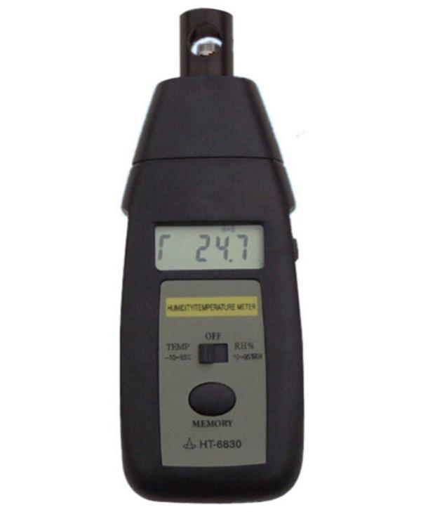 Humidity Meter HT-6830 Thermometer Temperature Meter Tester HT6830 ht 6830 digital temperature gauge prices with digital humidity meter thermometer temp temperature tester