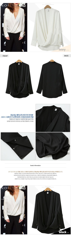 Весна, новинка размера плюс 5XL, женская блузка, Европейский стиль, v-образный вырез, женские рубашки, уникальный дизайн, длинный рукав, топы, уличная одежда