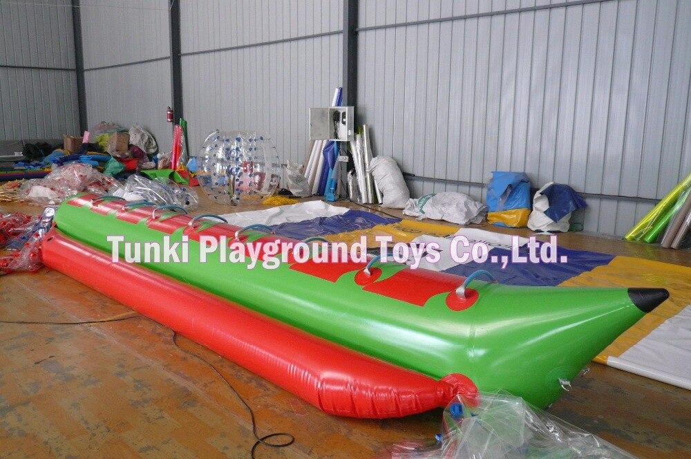 8 seats Inflatable banana boats