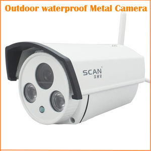 Image 3 - HD 1080P Bullet White IP Camera Wifi 2mp Wireless Seurveillance Security Outdoor CMOS Infrared Night Vision Freeshipping Hot