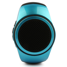100% New Ubit B20 Bluetooth Sports Music Watch Portable Bluetooth 2.1+EDR Sport Watch Speaker TF Card FM Audio Radio Speakers