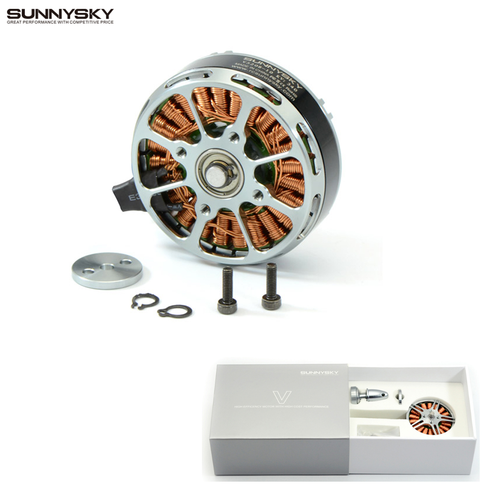 SunnySky V5208 340KV Brushless Motor for Rc 4-Axis MotorSunnySky V5208 340KV Brushless Motor for Rc 4-Axis Motor
