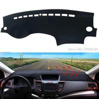 Car Dashboard Avoid Light Pad Instrument Platform Desk Cover Mats Carpets Auto Accessories For Hyundai Accent