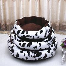 Dog & Cat Bed – Soft Milk Cushion