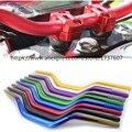 1 pcs Motocicleta guiador 22*700mm de Alumínio lidar com acessórios da motocicleta Do Vintage Multicolor opcional para BWS125 MSX125