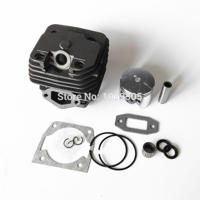 52CC 5200 Chainsaw Cylinder And Piston Set Dia 45mm