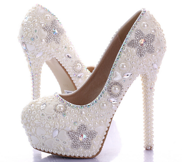 Online Get Cheap Beautiful Bridal Shoes -Aliexpress.com | Alibaba ...