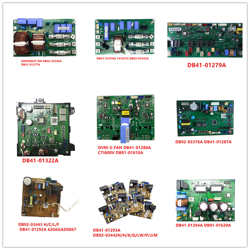 DB41-01277A/DB41-01278A/DB41-01279A/DB41-01322A/DB41-01280A/DB41-01287A/DB41-01292A/DB41-01293A/DB41-01294A Used Good Working